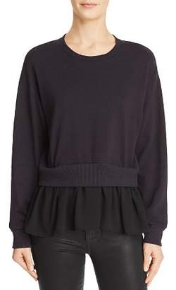 Comune Michelle by Layered-Look Sweatshirt