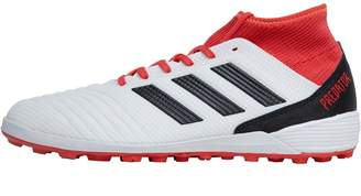318896d219bd8c adidas Mens Predator Tango 18.3 TF Astro Football Boots Footwear White Core  Black Real