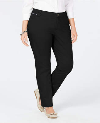 Charter Club Plus Size Chino Pants, Created for Macy's