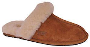 UGG Scuffette - Suede/Shearling Slipper
