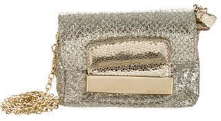 Jimmy ChooJimmy Choo Glitter Crossbody Bag