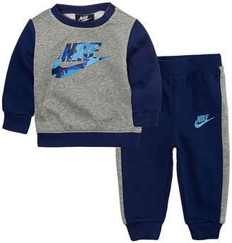 Nike 2 Pc. Jogger Pant Set-Toddler Boys