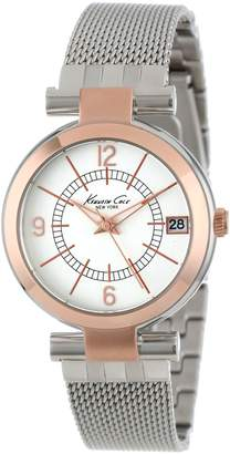 Kenneth Cole New York Women's KC4869 Classic Round Case Watch