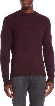 Rag & Bone Cashmere Crewneck Long Sleeve Sweater