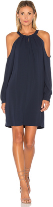 BCBGMAXAZRIA Open Sleeve Dress $248 thestylecure.com