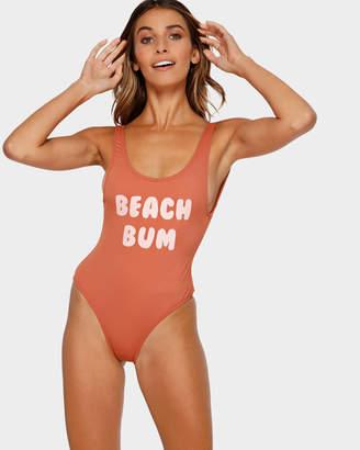 Billabong Beach Bum One Piece