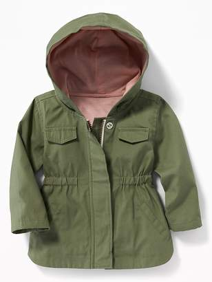 Old Navy Hooded Utility Parka for Baby
