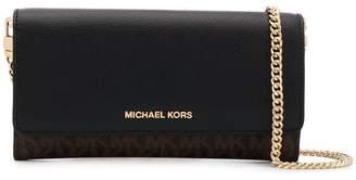 MICHAEL Michael Kors convertible chain wallet