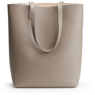 Cuyana Tall Structured Leather Tote