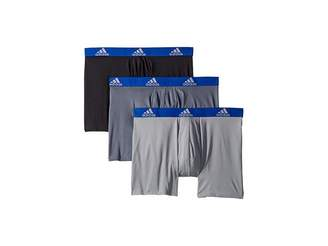 adidas Climalite(r) Boxer Brief 3-Pack