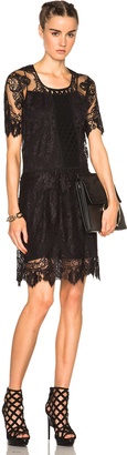 Burberry Prorsum Chantilly Lace Dress $2,795 thestylecure.com