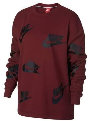 Nike Sportswear Futura Women's Crewneck Sweatshirt