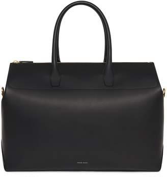 Mansur Gavriel Black Travel Bag - Blu