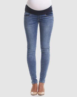 Soon Axel Maternity Denim Jeans