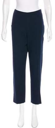 Gunex Mid-Rise Straight-Leg Pants