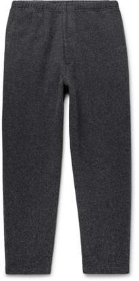 Pilgrim Surf + Supply Harry Tapered Wool-Blend Trousers