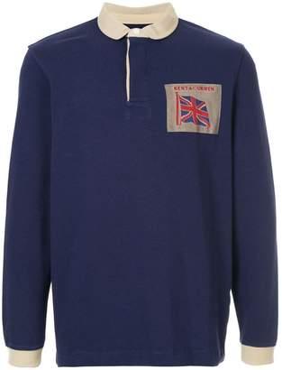 Kent & Curwen longsleeved polo shirt