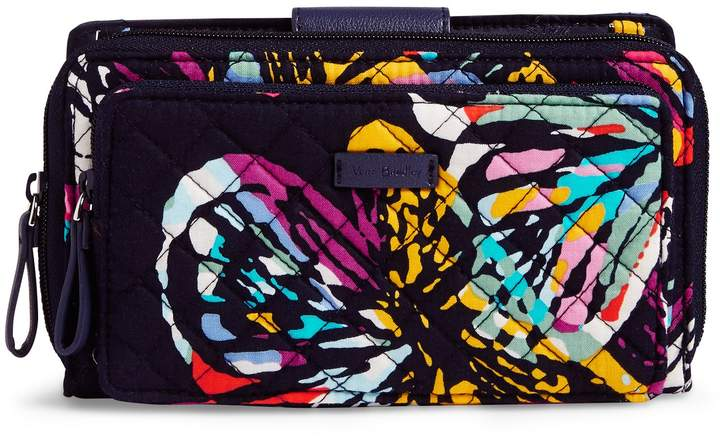 Vera Bradley Iconic Deluxe All Together Crossbody - SUPERBLOOM - STYLE