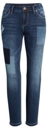 Jag Jeans Mera Skinny Ankle Jeans
