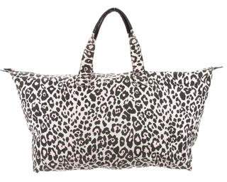 Stella McCartney Printed Canvas Tote
