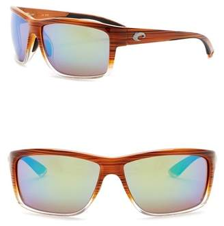 Costa del Mar Mag Bay Rectangle Sunglasses