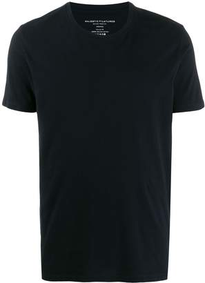 Majestic Filatures classic crew-neck T-shirt