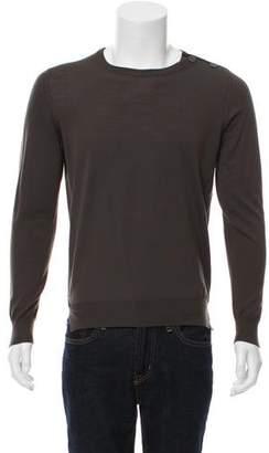 Bottega Veneta Wool Crew Neck Sweater