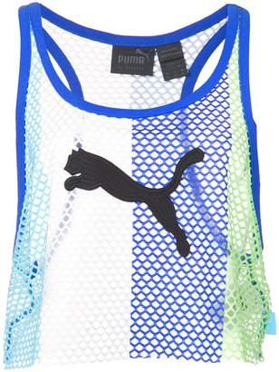 FENTY PUMA by Rihanna mesh cropped tank top
