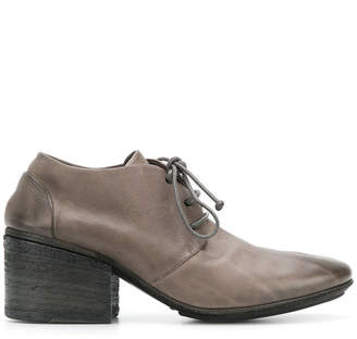Marsèll chunky heel short boots