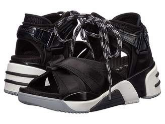 Marc Jacobs Somewhere Sport Sandal with Sock