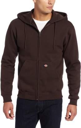 Dickies Men's Heavyweight Fleece Full Zip Hoodie