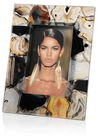 Zodax Bahia Agate Picture Frame