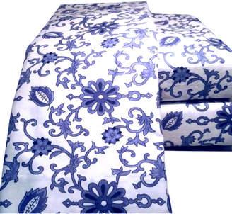 Paisley Flannel Sheet Set King Bedding