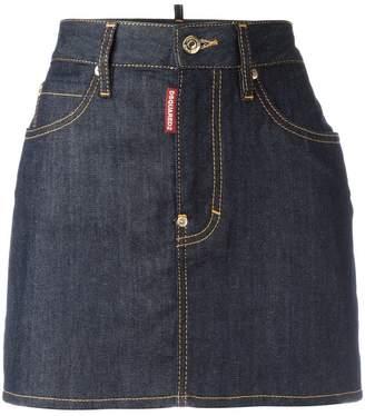 DSQUARED2 classic denim skirt