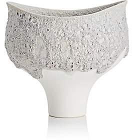 KleinReid Klein Reid Mihara Oshima Ceramic Large Bowl - Moon White