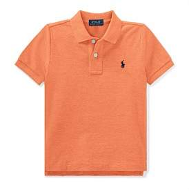Polo Ralph Lauren Cotton Mesh Polo Shirt(2-7 Years )