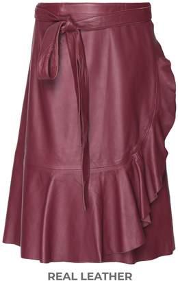 8 By YOOX Knee length skirts