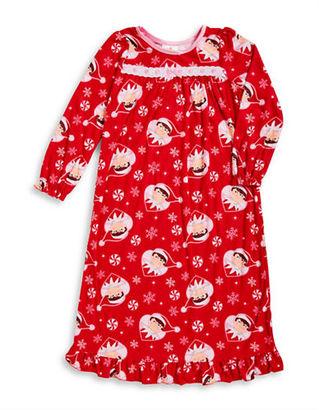 Ame Sleepwear Shelf Elf Nightgown $36 thestylecure.com