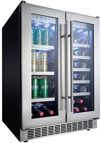Danby Silhouette 23.8-inch 4.7 cu. ft. Undercounter Beverage Center