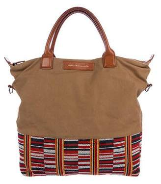 WANT Les Essentiels O'Hare' Leather Shopper Tote