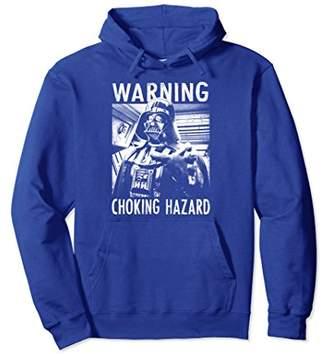 Star Wars Darth Vader Choking Hazard Vintage Graphic Hoodie