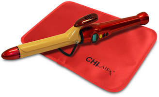 """Chi Home Chi Air Texture Tourmaline Ceramic Curling Iron 1"""", from Purebeauty Salon & Spa"""