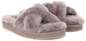 UGG Abela shearling slippers