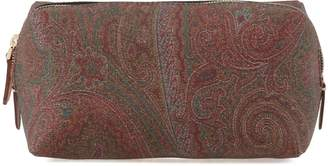 Etro Paisley Patterned Clutch