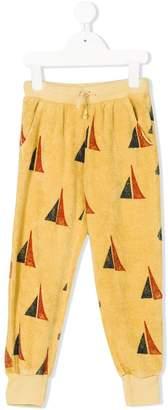 Bobo Choses sail boat sweatpants