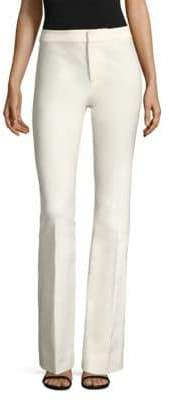 Derek Lam 10 Crosby Flared High-Rise Trousers