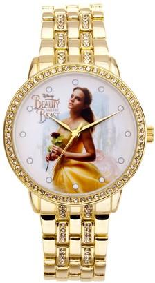 Disney Disney's Beauty and the Beast Princess Belle Women's Crystal Watch