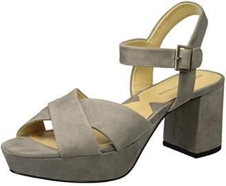 Adrienne Vittadini Footwear Women's Powel Heeled Sandal
