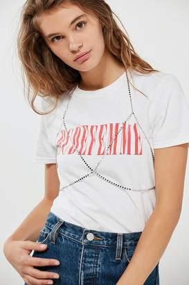 Urban Outfitters Kya Disc Bra Body Chain