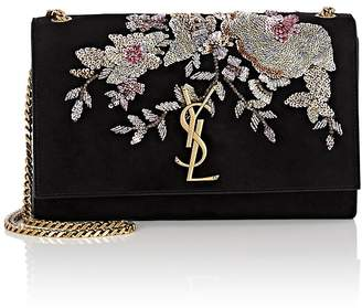 Women's Monogram Kate Medium Suede Chain Bag